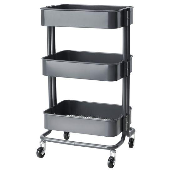 RÅSKOG Rolling Kitchen cart