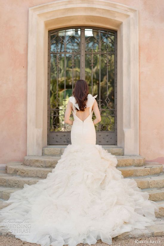 kirstie kelly 2013 bridal dahlia wedding dress
