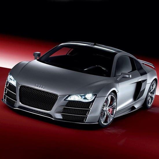 Mean Looking Audi