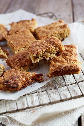 Oat cookies for Crack Pie. #Recipe #Dessert #Baking