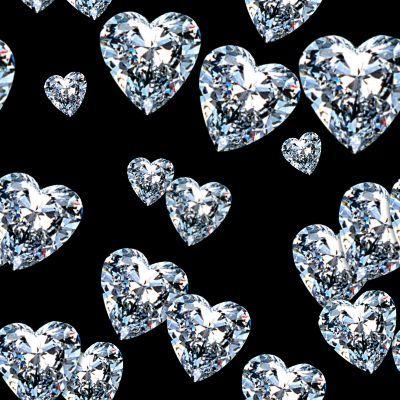 Diamonds...