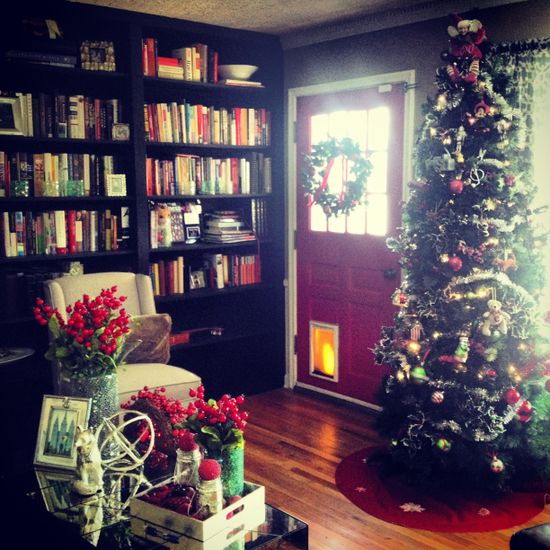Christmas decor- Urbanity interiors