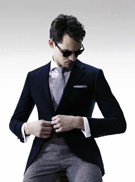 River Island S/S 2013 Life of Tailor lookbook