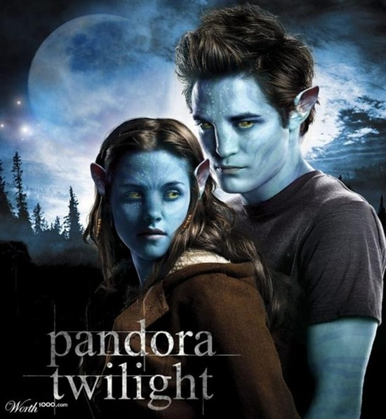 Pandora Twilight