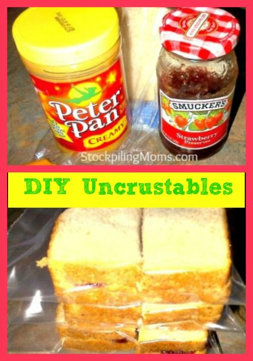 Freeze PBJ's to Save You Time & Money.  One of the best lunchbox tips that I can share with you is to prepare and freeze PBJ's to save you time and money during the week.