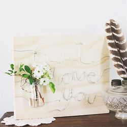 Learn how to make this easy DIY that will be a perfect gift for your mama this Mother's Day!
