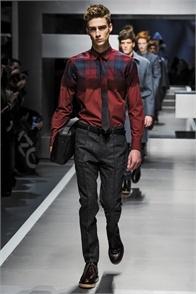 Fendi menswear, FW 2013-14