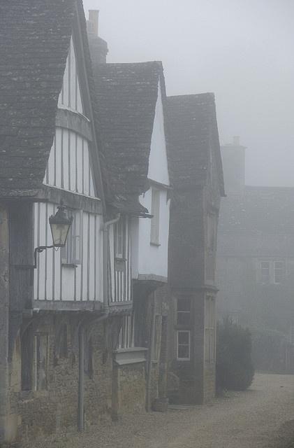 Lacock, Wiltshire
