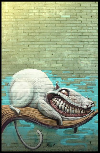 Hip street art. dulk