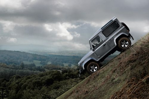 The Defender #cars