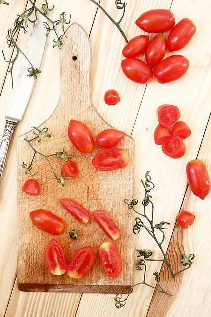 tomatoes....