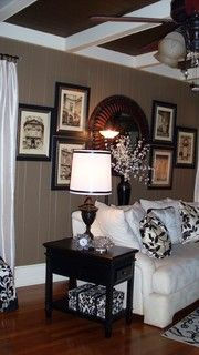 Painted Paneling - by Interiors with Attitude, LLC