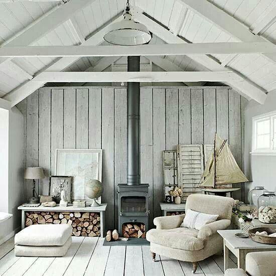 #interior #design #decoration #idea #contry #cotage #wood #wooden
