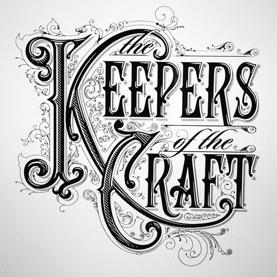 Keepers of the Craft by bobsta14, via Flickr