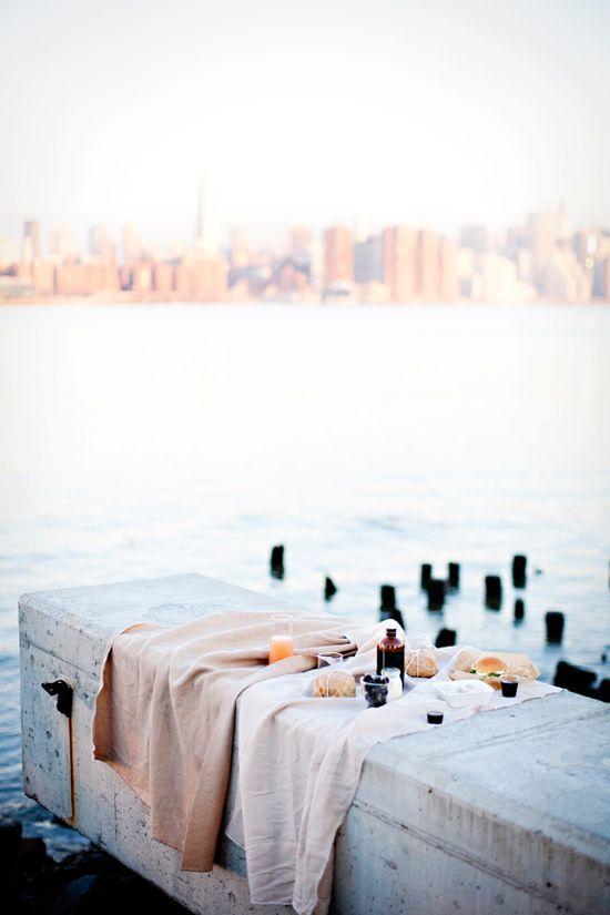 Breakfast in Brooklyn...swoon!