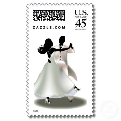 Wedding Stamp --Wedding Items