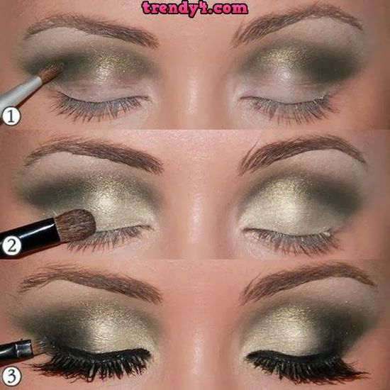 Instant Waterproof Eye Makeup 2014