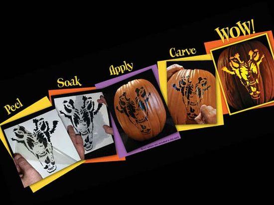 Pumpkin WoW Pumpkin Carving Tattoo Patterns