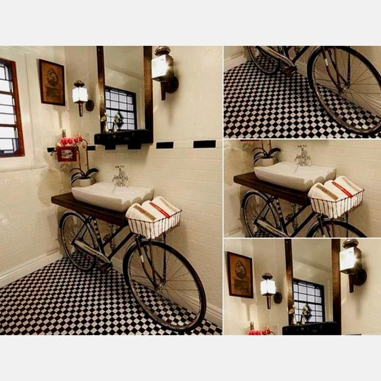 Very Pinteresting - Bathroom decoration #ideas