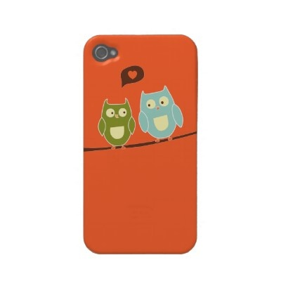 Cute Owl iPhone Case