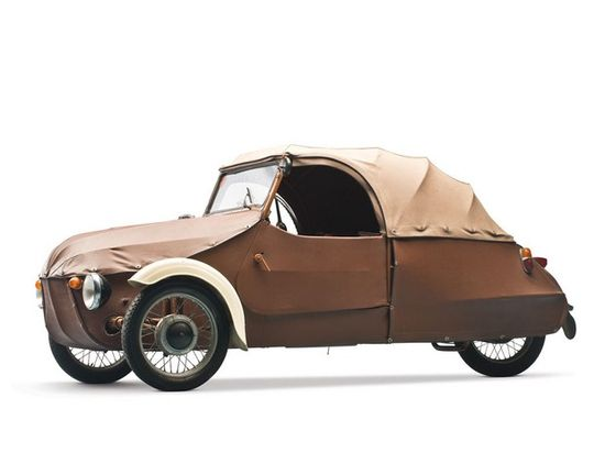 1959 Velorex Oskar