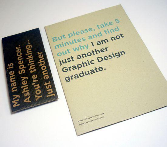 Curriculum Vitae / Resume  Graphic Design, Print Design, Typography