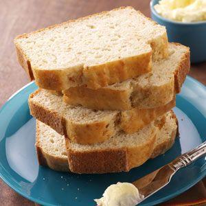 Lambertville Station Coconut Bread Recipe from Taste of Home -- shared by Lambertville Station in Lambertville, New Jersey