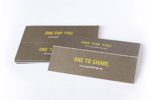 cool business card idea