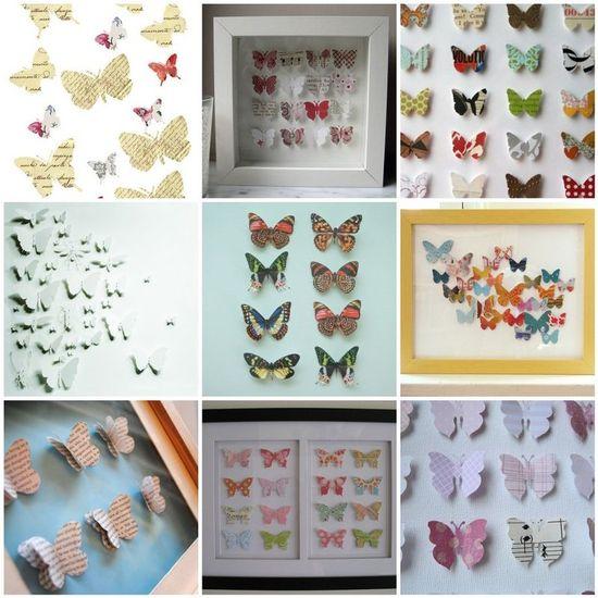butterflies butterflies everywhere!