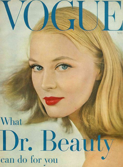 What can Dr. Beauty do for you? #vintage #makeup #magazine #vintage #1950s