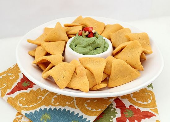 chips and salsa cookies    www.sweetsugarbel...