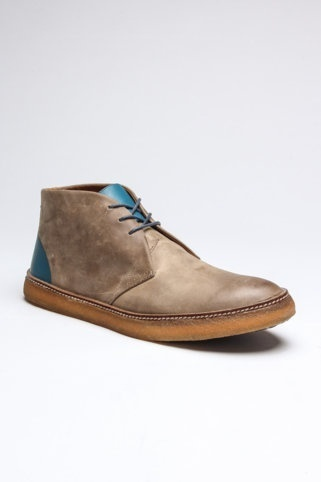 Two-Tone Men's Shoe.