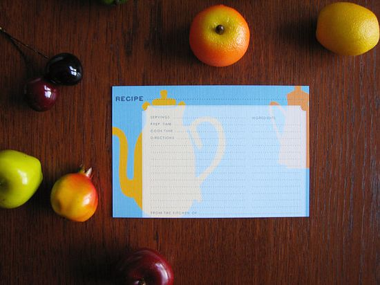 50 Mix and Match 4x6 Recipe Cards Great Gift for 35 by Earmark, $ 35.00 >> 11 Designs to mix and match, what fun!