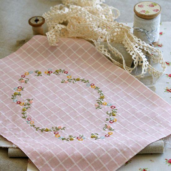 gorgeous stitchery