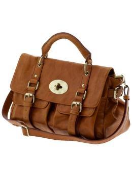 Pretty messenger bag.