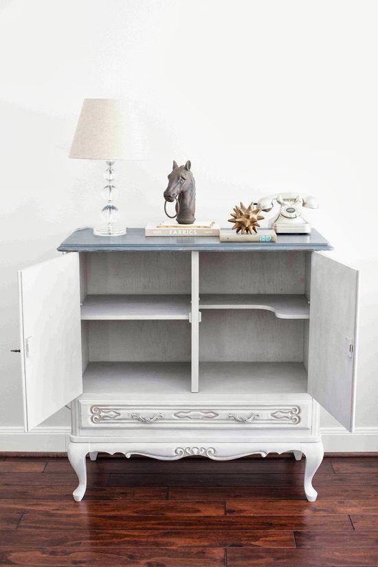 Refinished Antiqued Furniture