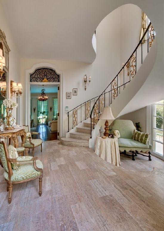 French style foyer
