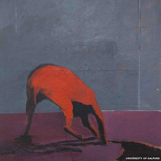 Wild Animal by Albert Adams (SA)