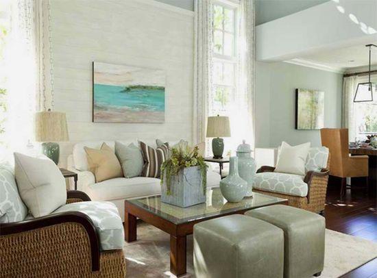 20 Tropical Living Room Design Inspiration....