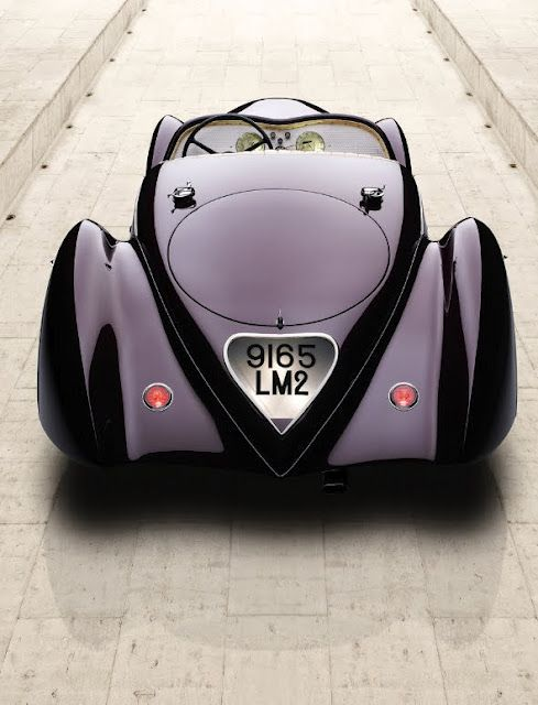 Peugeot Darl'mat Roadster