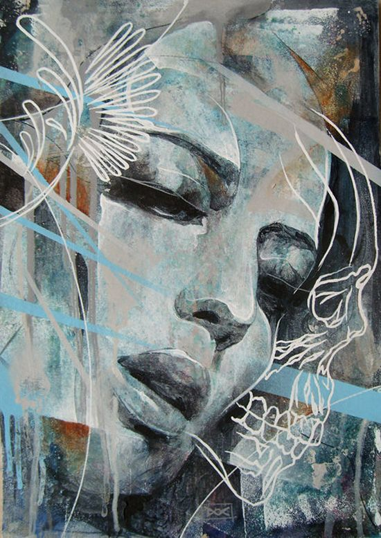 Paintings by Danny O'Connor