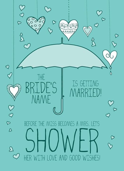 Bridal Shower Invites!