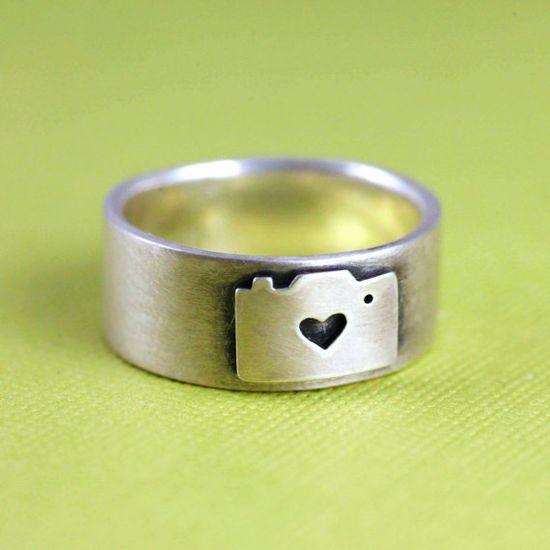 Camera Love Ring