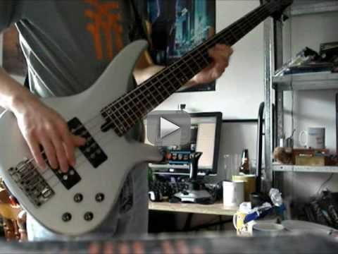 How To P [1] NWA - Express Yourself [BASS] - A first in a small compile of bass covers tabbed out for the benefit of begginers :) comment and