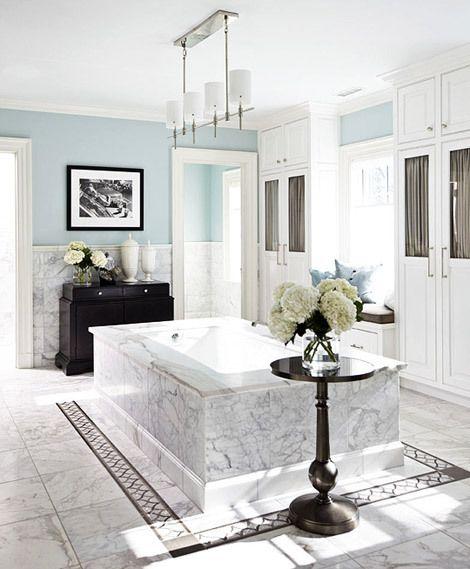 #marble #bathroom