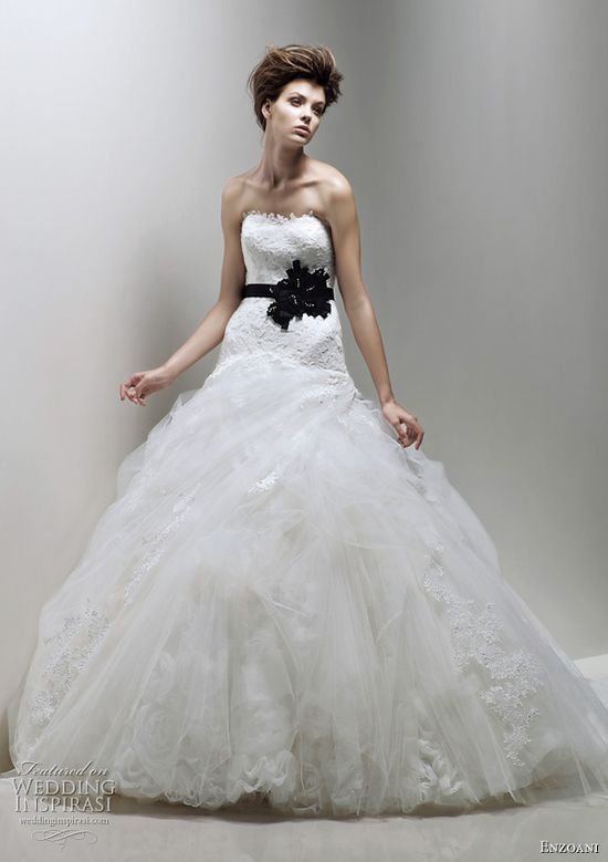 Enzoani 2011 Bridal Collection Wedding Dresses