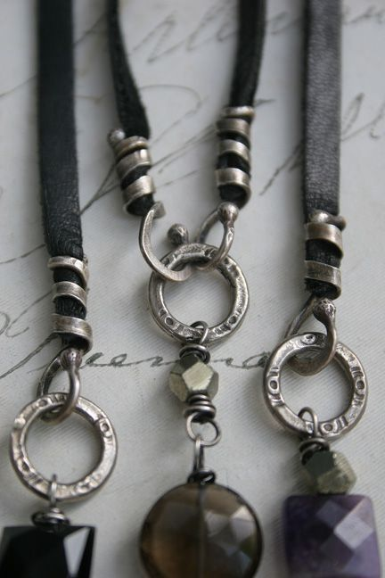 New online jewelry making class-The Art of Closure!  somethingsublime....