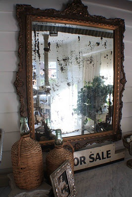 Great Old Mirror