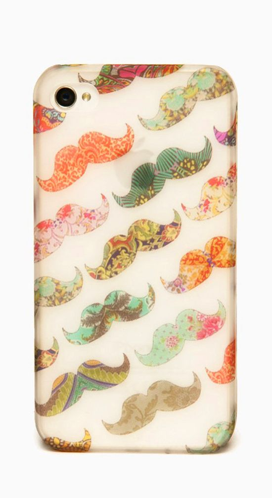 I Mustache You ( iPhone 5 Case )