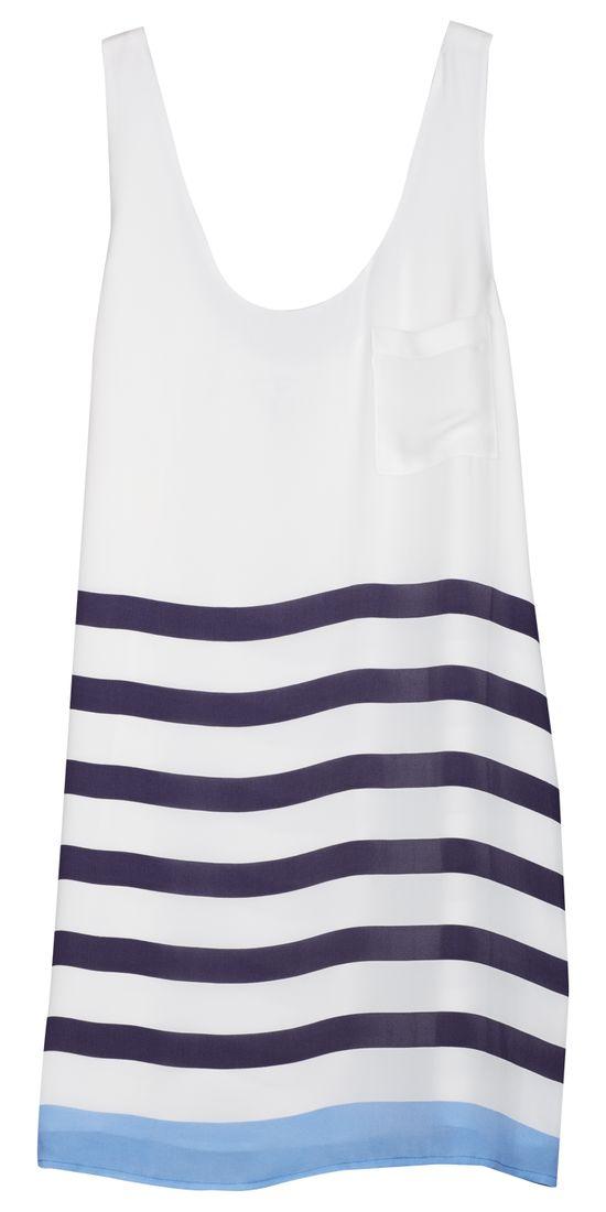 Joie striped dress.